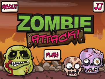 Zombie Attack - 1