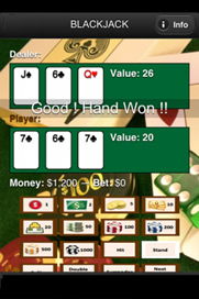 BlackJackX - Casino Game - 2