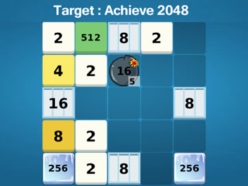 2048 Redefined with Levels - 6