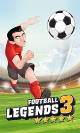 Soccer Real Cup: Flick Football World Kick League - 1