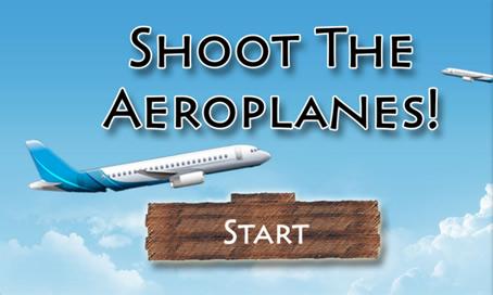 Shoot The Aeroplanes - 1