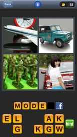 4 Pic Word Challenge HD - 2