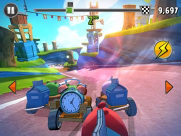 Angry Birds Go - 2