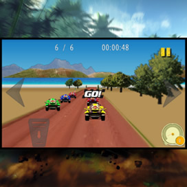 4x4 Buggy Off Road Racing - Free Trial - 5