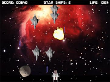 Space Combat Nebula Free - 1