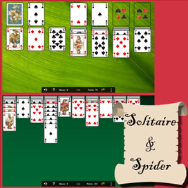 Solitaire: Royal Solitaire - 1