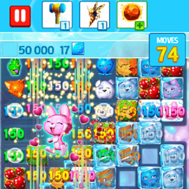 Puzzle Pets - Popping Fun - 3