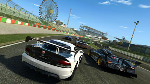 Real Racing 3 for BlackBerry 10 - 3