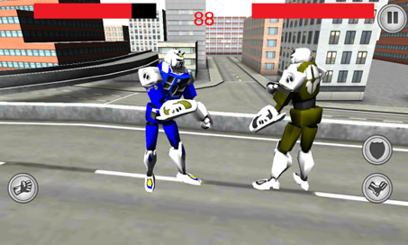 Robot Fighting 3D - 31