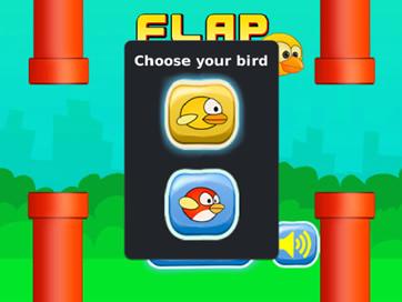 Flap Bird - 39