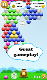 Bubble Shooter Quest - 1