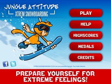 Xtrem Snowboarding - 1