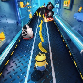 Despicable Me: Minion Rush - 50