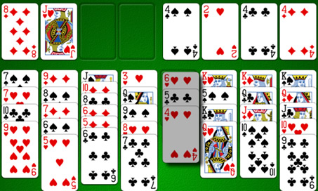 FreeCell HD - 1