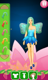 Fairy Dress Up - 3