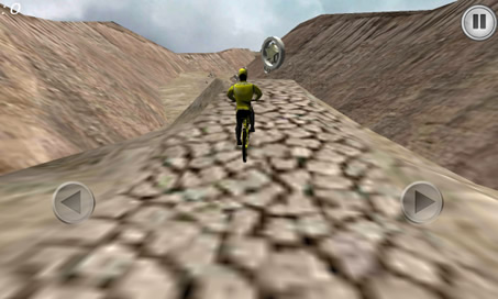 Mountain Bike Sim - 2