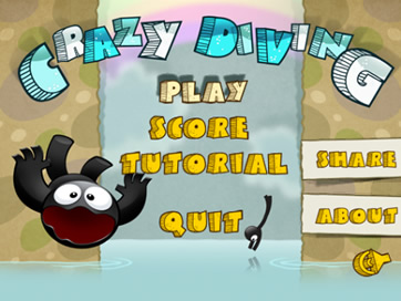 Crazy Diving - 1