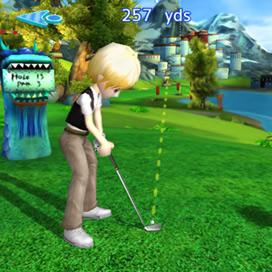 Let's Golf! 3 PB - 2