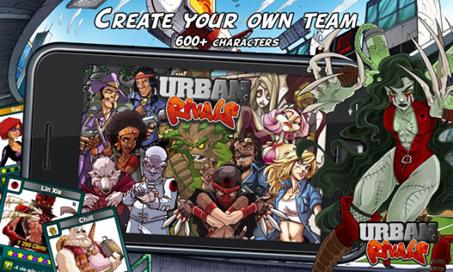 Urban Rivals - 1