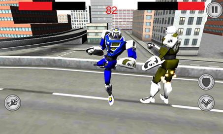 Robot Fighting 3D - 2