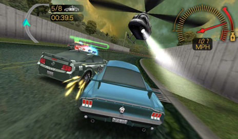 NEED FOR SPEED Undercover for BlackBerry PlayBook - 52