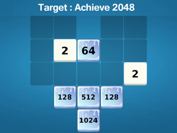 2048 Redefined with Levels - 4