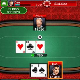 Texas Hold'em Poker 3 - 4