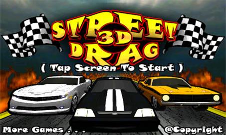 StreetDrag 3D Free - 1