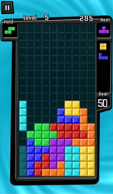 Tetris for BlackBerry PlayBook - 1