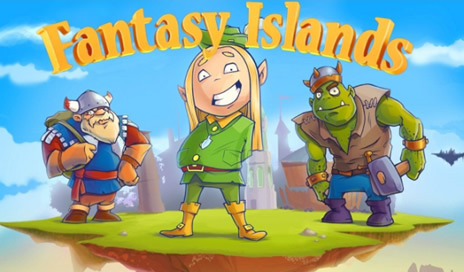 Fantasy Islands - 1