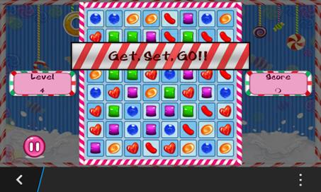 FREE Candy World 3 - 6