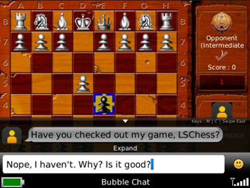 Chess for BBM - 2
