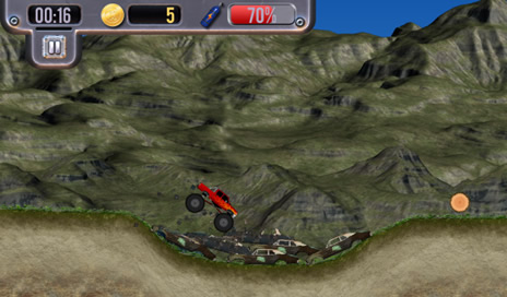 Super Monster Truck Xtreme - 5