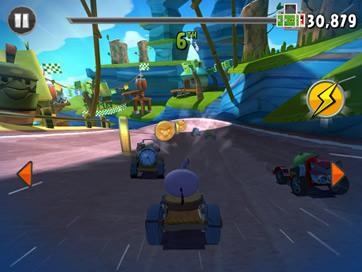 Angry Birds Go - 3