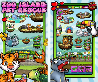 Zoo Island - Pet Rescue - 1