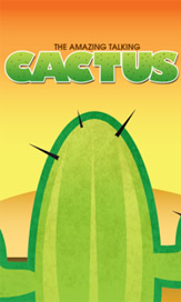The Amazing Talking Cactus - 39