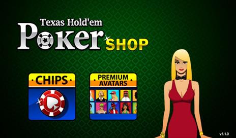 Poker Shop - 1