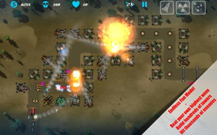 MACE tower defense - 5