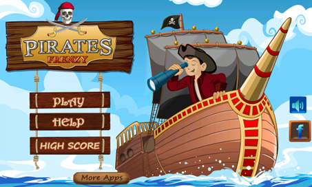 Pirate Frenzy Free - 1