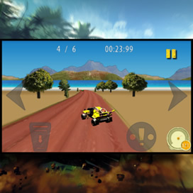 4x4 Buggy Off Road Racing - Free Trial - 3