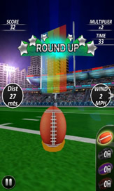Football Kick Flick Pro:Rugby - 6