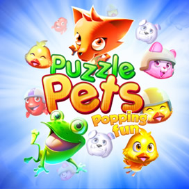 Puzzle Pets - Popping Fun - 1