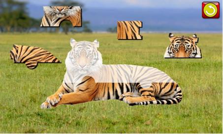 Children's Animal Jigsaw Puzzles - 2