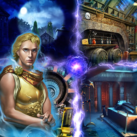 Time Gap HD Hidden Object Mystery - 38