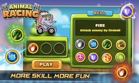 Animal Racing - 3