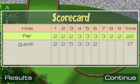 Tricky Golf - 4