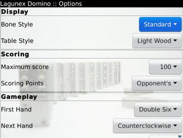 Lagunex Domino - 3