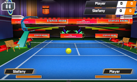 Tennis Pro 3D - 3