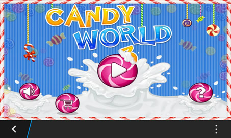 FREE Candy World 3 - 1