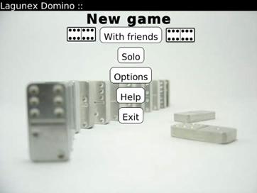 Lagunex Domino - 20